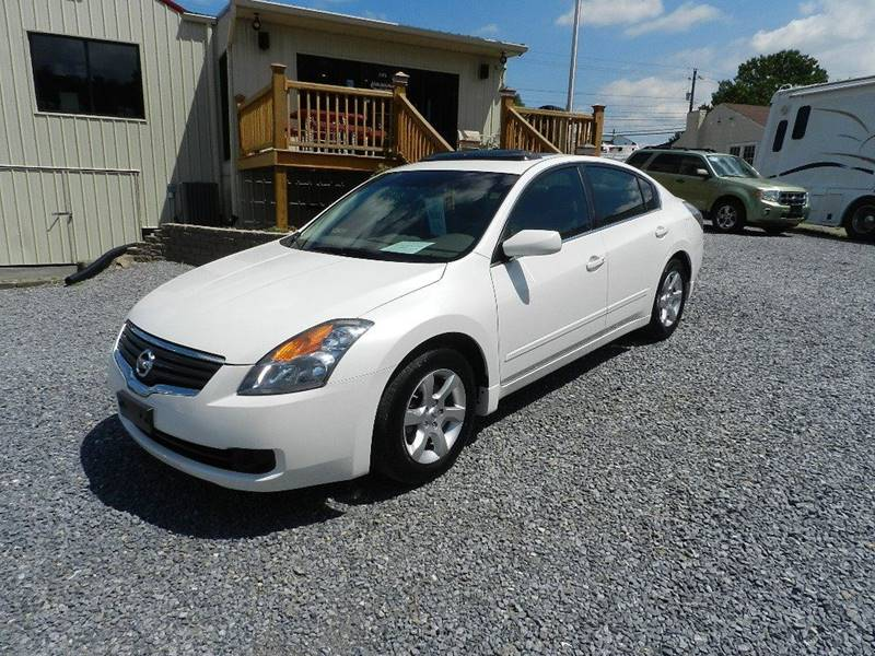 2008 NISSAN ALTIMA 25 SL 4DR SEDAN white there are no electrical problems with this vehicle  th