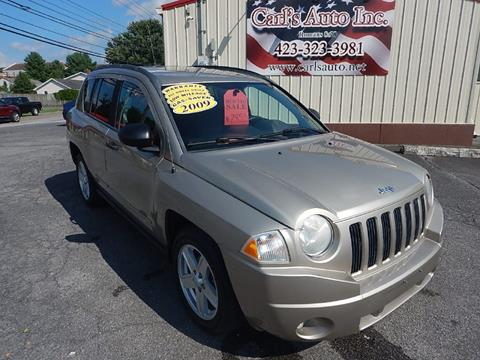 2009 Jeep Compass for sale in Blountville, TN