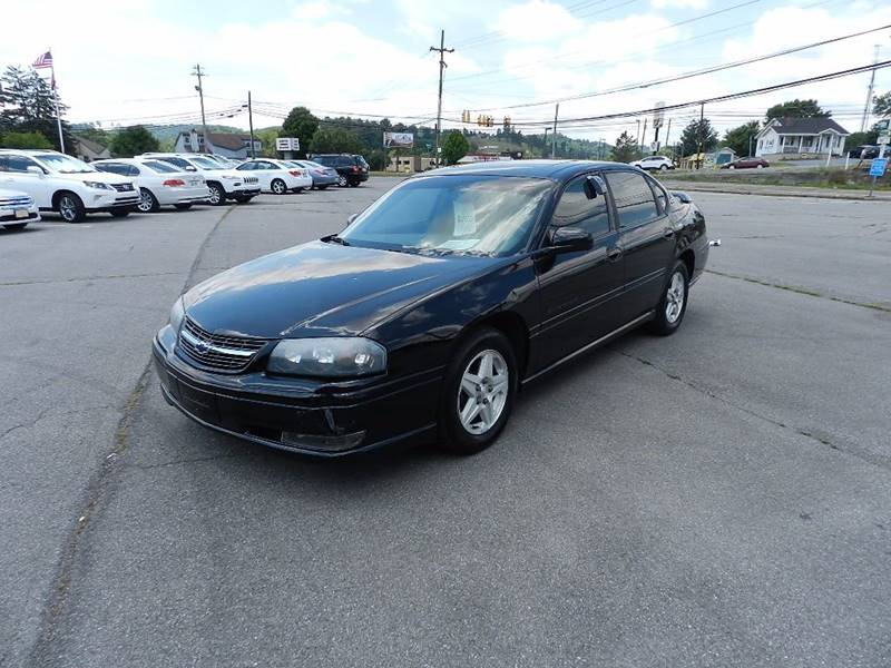 2004 CHEVROLET IMPALA LS 4DR SEDAN black the front windshield is in excellent condition  the pai