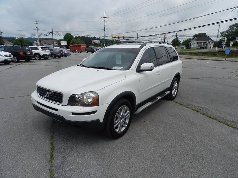 2010 VOLVO XC90 32 AWD 4DR SUV white the front windshield is in excellent condition  the paint