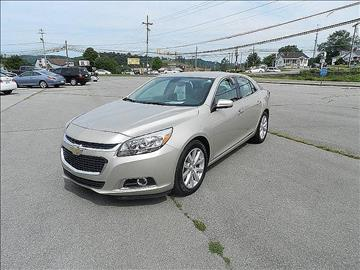 2016 Chevrolet Malibu Limited for sale at Carl's Auto Incorporated in Blountville TN