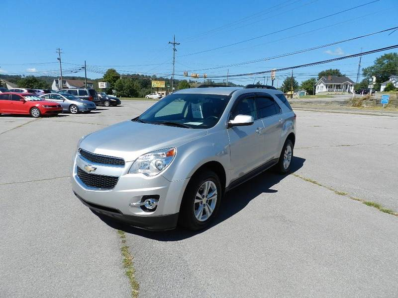 2012 CHEVROLET EQUINOX LT AWD 4DR SUV W 2LT silver the front windshield is in excellent conditio