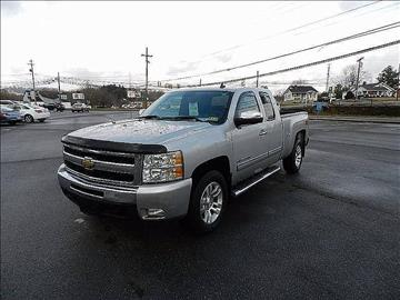 2010 Chevrolet Silverado 1500 for sale at Carl's Auto Incorporated in Blountville TN