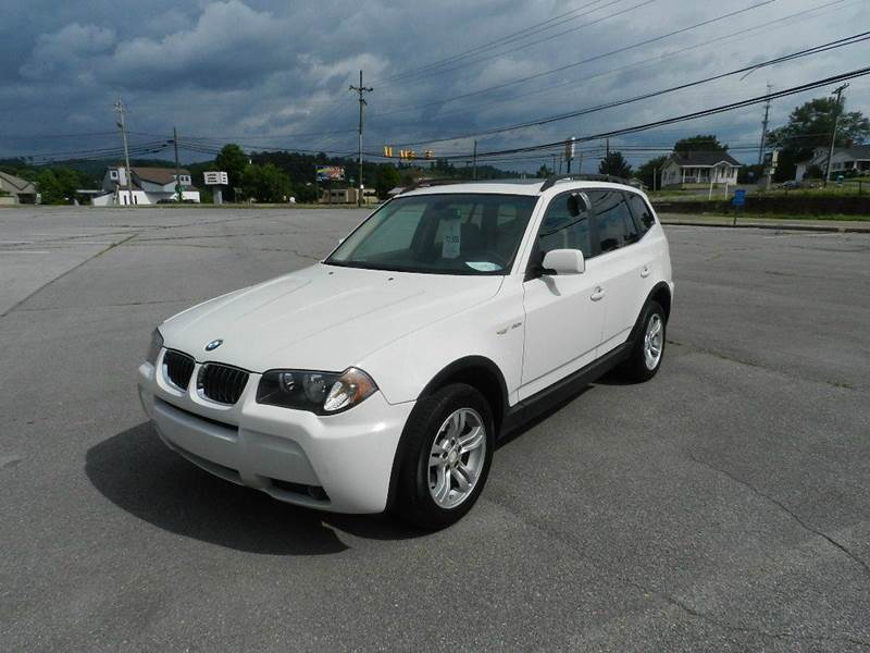 2006 BMW X3 30I AWD 4DR SUV white there are no electrical concerns associated with this vehicle