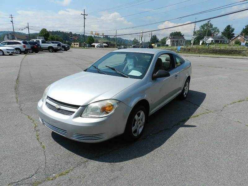 2007 CHEVROLET COBALT LS 2DR COUPE silver you wont find any electrical problems with this vehicle