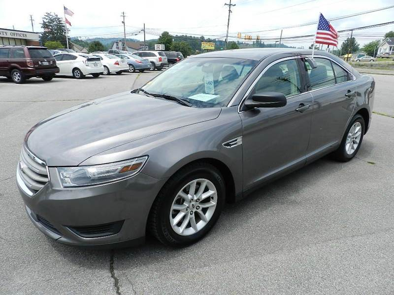 2014 FORD TAURUS SE 4DR SEDAN gray there are no electrical concerns associated with this vehicle