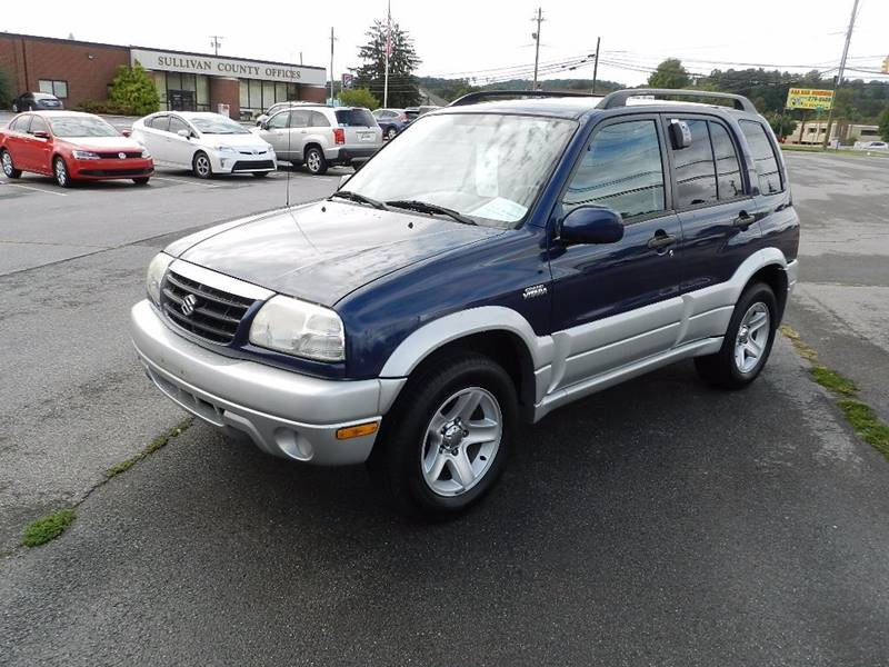 2003 SUZUKI GRAND VITARA BASE 4WD 4DR SUV blue there are no electrical concerns associated with t
