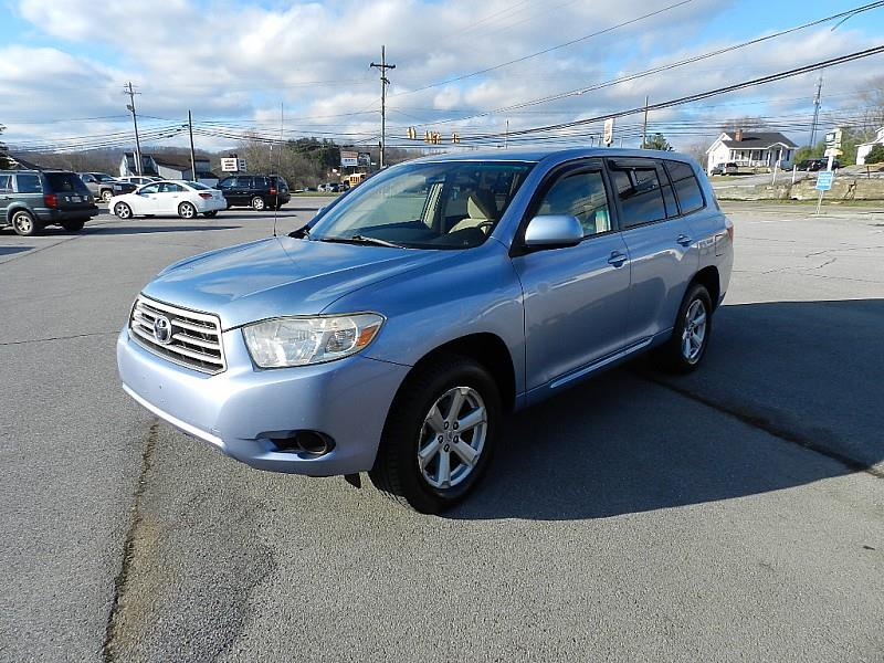2008 Toyota Highlander for sale at Carl's Auto Incorporated in Blountville TN