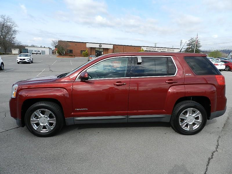 2011 GMC Terrain for sale at Carl's Auto Incorporated in Blountville TN