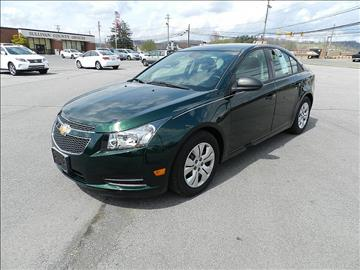 2014 Chevrolet Cruze for sale at Carl's Auto Incorporated in Blountville TN