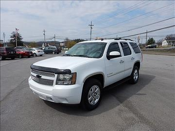 2007 Chevrolet Tahoe for sale at Carl's Auto Incorporated in Blountville TN