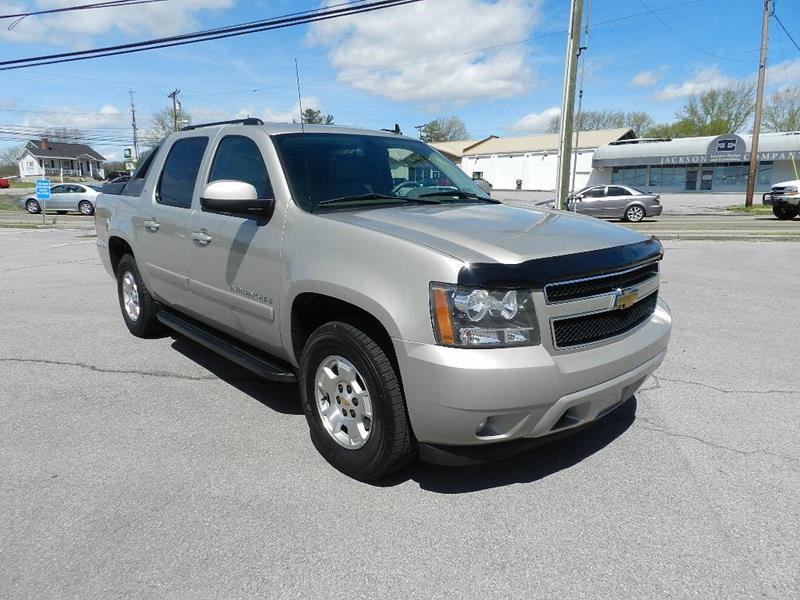 2008 Chevrolet Avalanche for sale at Carl's Auto Incorporated in Blountville TN