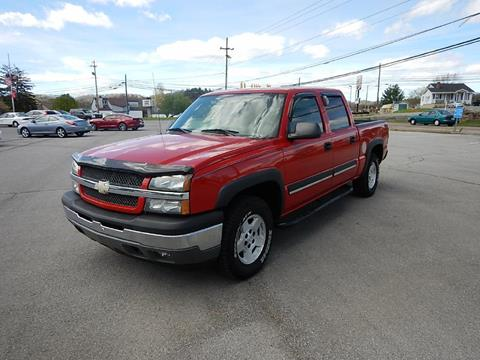 2005 Chevrolet Silverado 1500 for sale at Carl's Auto Incorporated in Blountville TN