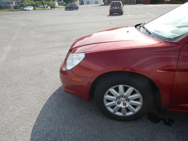 2010 Chrysler Sebring for sale at Carl's Auto Incorporated in Blountville TN