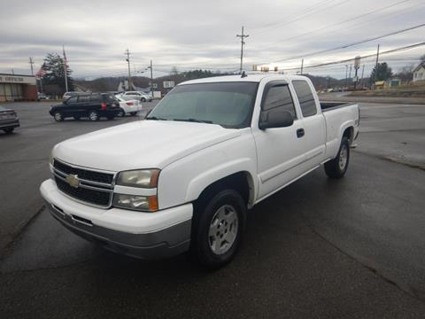 2006 Chevrolet Silverado 1500 for sale at Carl's Auto Incorporated in Blountville TN
