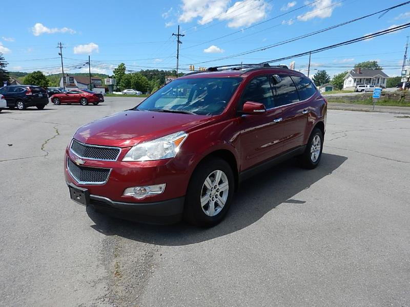 2010 Chevrolet Traverse for sale at Carl's Auto Incorporated in Blountville TN