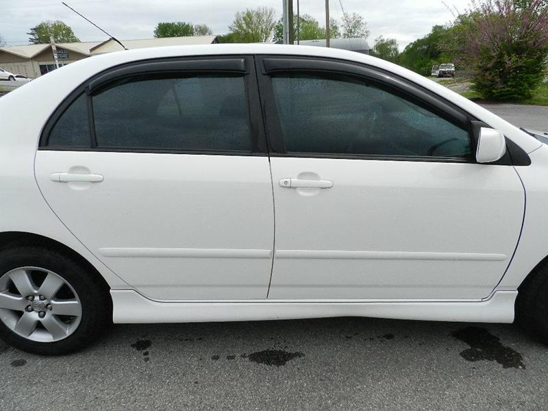 2006 Toyota Corolla for sale at Carl's Auto Incorporated in Blountville TN