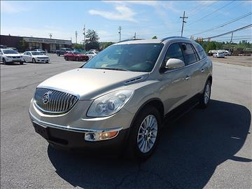 2009 Buick Enclave for sale at Carl's Auto Incorporated in Blountville TN