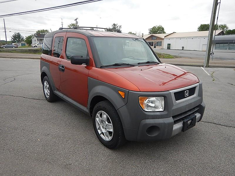 2005 Honda Element for sale at Carl's Auto Incorporated in Blountville TN