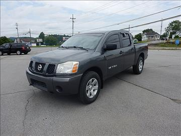2007 Nissan Titan for sale at Carl's Auto Incorporated in Blountville TN