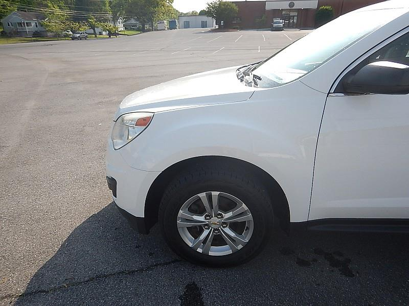 2011 Chevrolet Equinox for sale at Carl's Auto Incorporated in Blountville TN