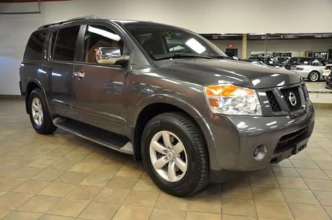 2010 Nissan Armada for sale in Houston, TX