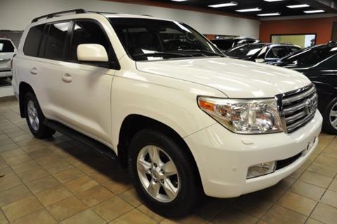 2009 Toyota Land Cruiser For Sale In Houston, TX