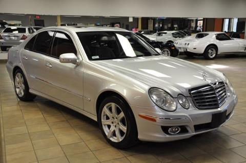 2007 mercedes benz e class for sale in houston tx for Mercedes benz for sale in houston
