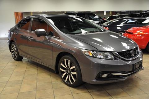 2014 Honda Civic for sale in Houston, TX