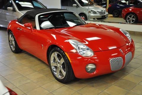 2006 Pontiac Solstice for sale in Houston, TX
