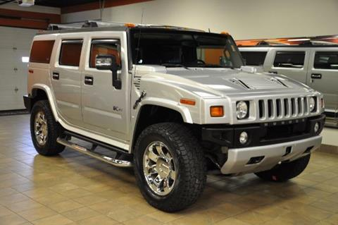 2009 HUMMER H2 for sale in Houston, TX