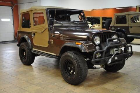 1985 Jeep CJ-7 for sale in Houston, TX