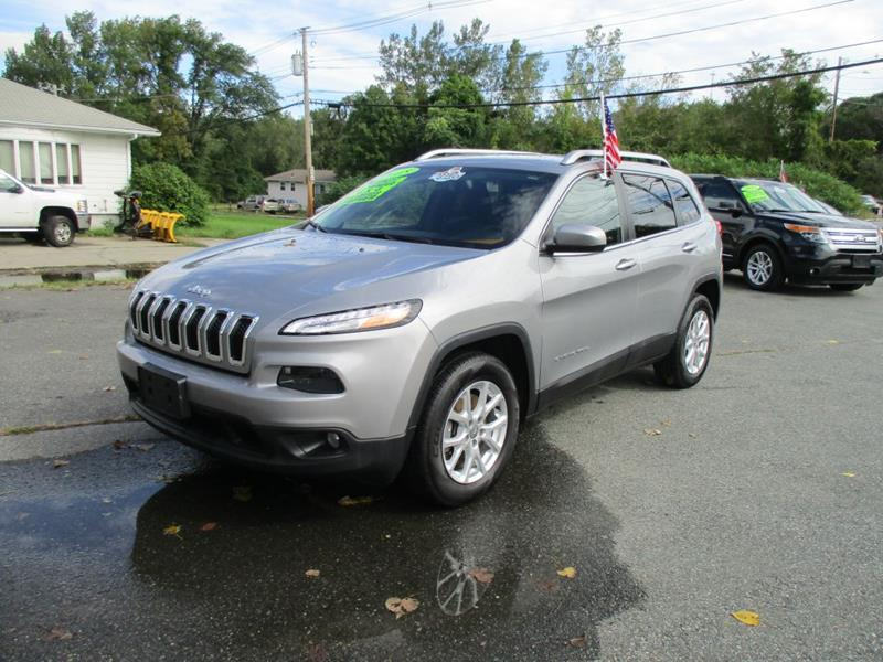 2015 jeep cherokee 4x4 latitude 4dr suv in worcester ma rem automobiles inc. Black Bedroom Furniture Sets. Home Design Ideas