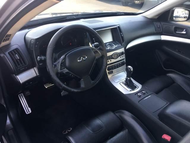 2009 Infiniti G37 Sedan Journey 4dr Sedan - La Habra CA