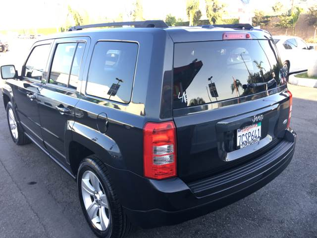 2014 Jeep Patriot Latitude 4dr SUV - La Habra CA