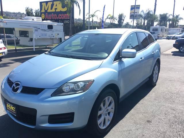 2008 Mazda Cx7 Sport 4dr SUV wLEV II Emissions In La Habra CA