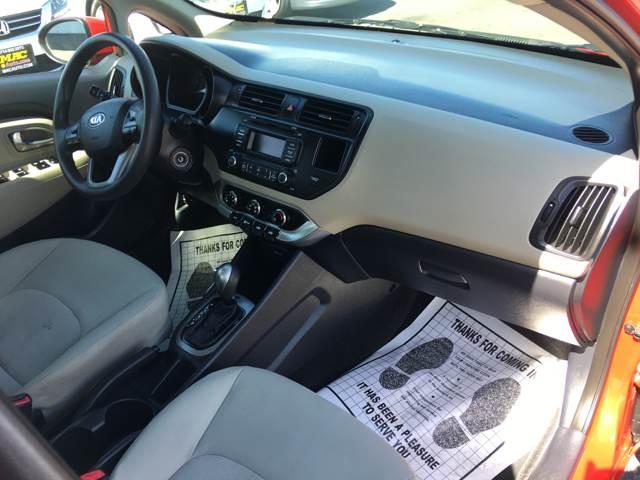 2013 Kia Rio LX 4dr Sedan 6A - La Habra CA