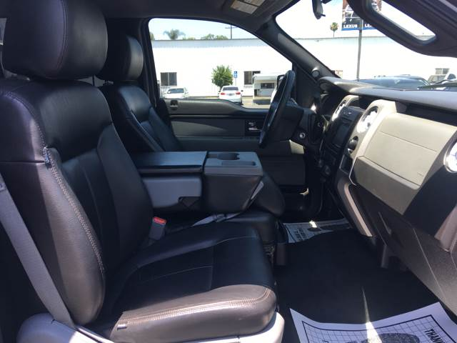 2012 Ford F-150 4x2 XLT 4dr SuperCrew Styleside 5.5 ft. SB - La Habra CA