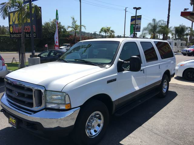 2002 Ford Excursion XLT 2WD 4dr SUV - La Habra CA