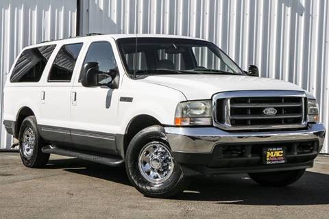 Ford Excursion For Sale In Roanoke VA Carsforsalecom - 2002 excursion
