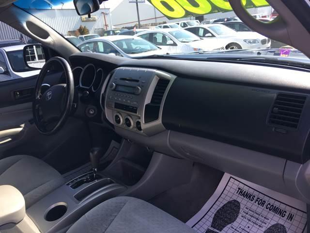 2008 Toyota Tacoma 4x2 PreRunner V6 4dr Double Cab 5.0 ft. SB 5A - La Habra CA