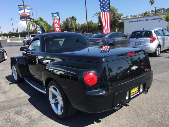 2003 Chevrolet SSR 2dr Regular Cab Convertible LS Rwd SB - La Habra CA
