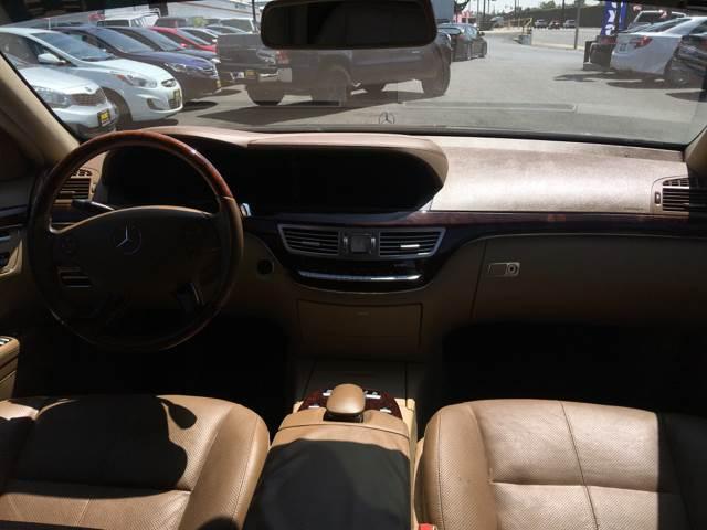 2008 Mercedes-Benz S-Class S 550 4dr Sedan - La Habra CA