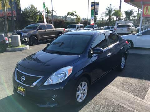 2012 Nissan Versa for sale in La Habra, CA