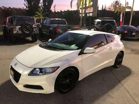 2014 Honda CR-Z for sale in La Habra, CA