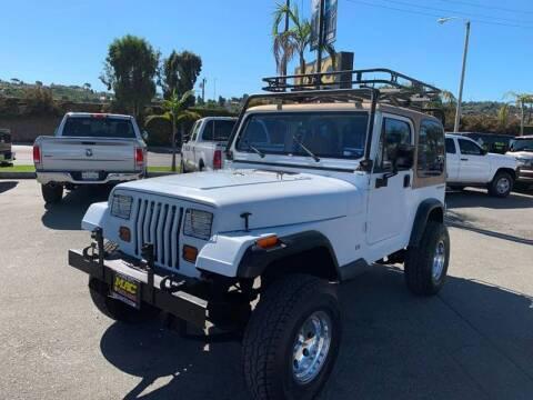 1995 Jeep Wrangler for sale in La Habra, CA