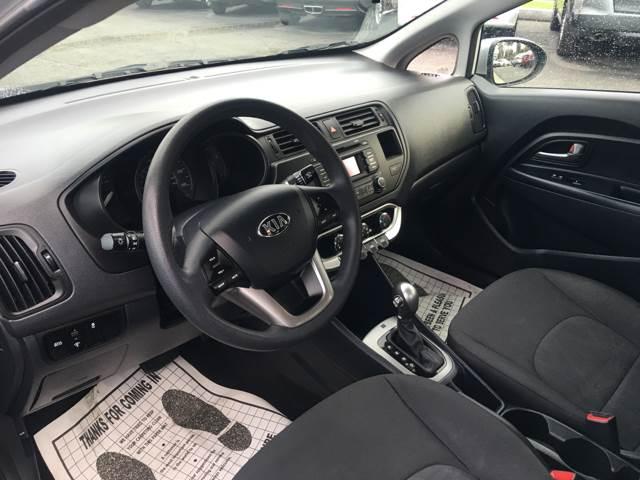 2015 Kia Rio LX 4dr Sedan 6A - La Habra CA