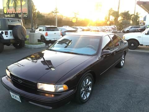 1995 Chevrolet Impala for sale in La Habra, CA