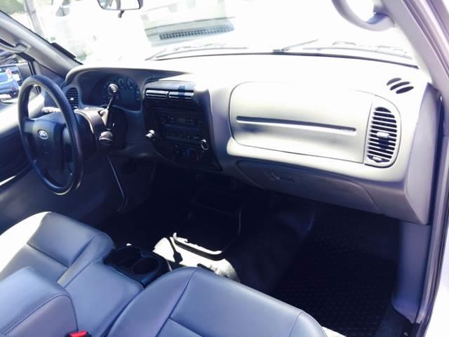 2011 Ford Ranger 4x2 XL 2dr Regular Cab SB - La Habra CA