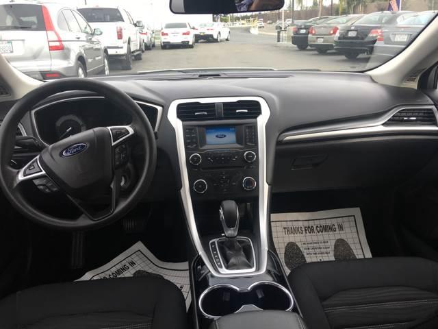 2016 Ford Fusion SE 4dr Sedan - La Habra CA